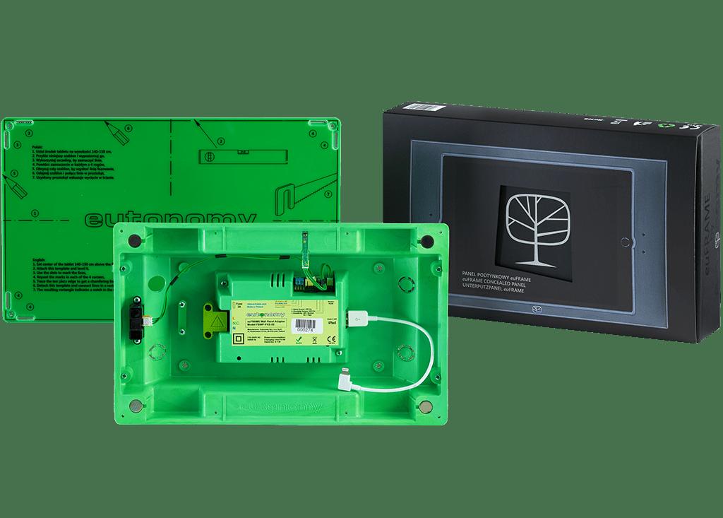 euFRAME panel ibox