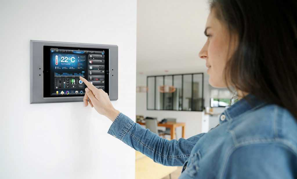 euFRAME, Control and monitoring of intelligent buildings' automation systems